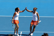Venus Williams and Roberta Vinci Photos Photo