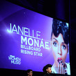Janelle Monae and Nate Ruess Photos