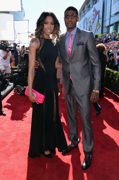 Paul George in Red Carpet Arrivals at the ESPY Awards 4 of ...