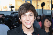 Musician Austin Mahone attends the 2013 MTV Video Music Awards at the Barclays Center on August 25, 2013 in the Brooklyn borough of New York City.
