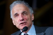 Ralph Nader speaks at The 2013 Peace Ball: Voices of Hope And Resistance at Arena Stage on January 20, 2013 in Washington, DC.