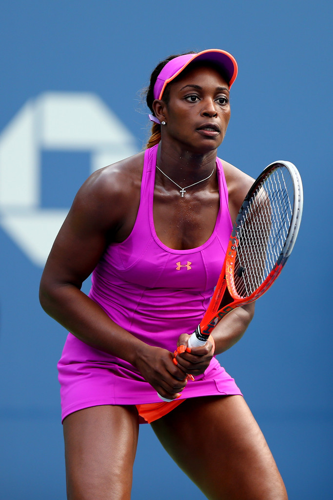 Sloane Stephens in 2013 US Open - Day 7 - Zimbio