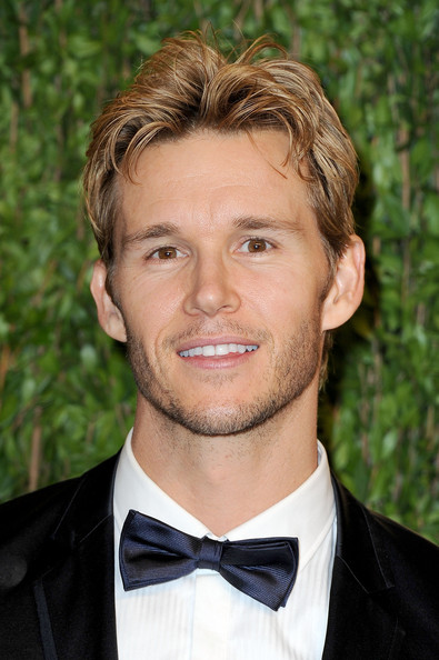 Actor Ryan Kwanten arrives at the 2013 Vanity Fair Oscar Party hosted by Graydon Carter at Sunset Tower on February 24, 2013 in West Hollywood, California.
