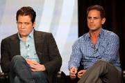 Greg Berlanti and Holt McCallany Photos Photo