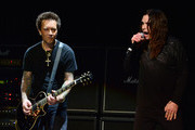 Ozzy Osbourne and Billy Morrison Photos Photo