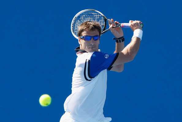 Tommy Robredo defeats promising German star, Americans knocked out in Canberra