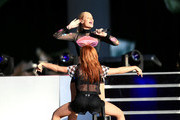 Recording artist Iggy Azalea performs on the Marilyn Stage during day 1 of the 2014 Budweiser Made in America Festival at Los Angeles Grand Park on August 30, 2014 in Los Angeles, California.