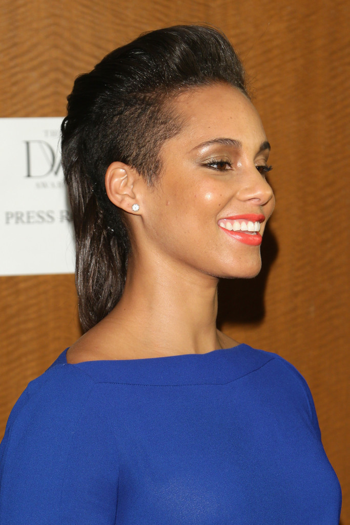 Alicia Keys New Hairstyle Hair Color Ideas And Styles For 2018