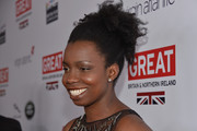 Adepero Oduye attends the 2014 GREAT British Oscar Reception at British Consul GeneralÂ's Residence on February 28, 2014 in Los Angeles, California.