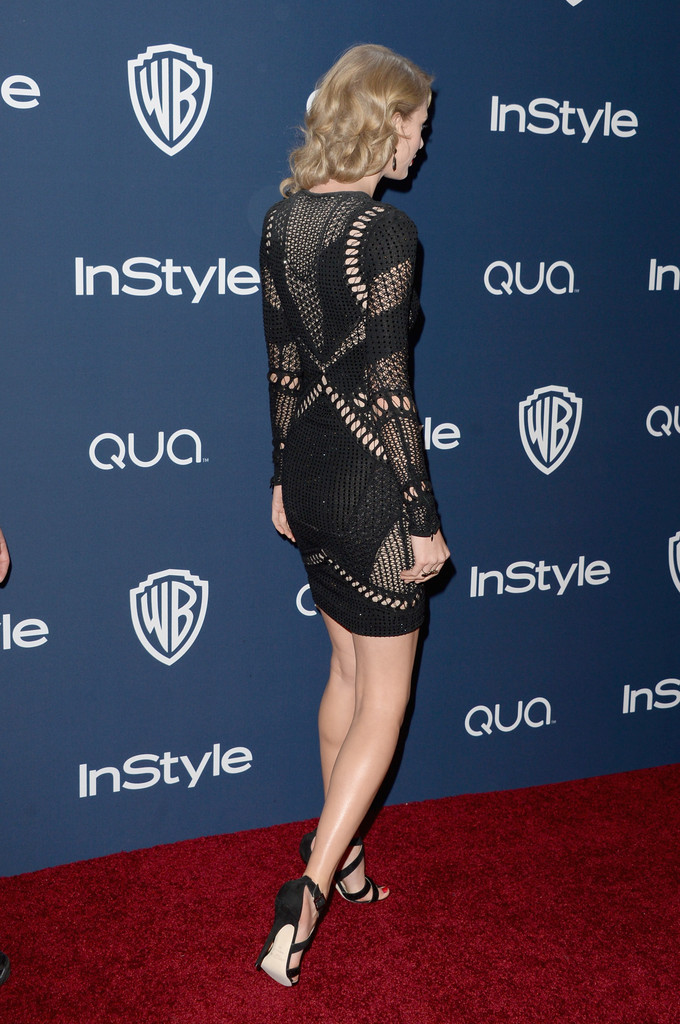 Taylor Swift Photos Photos Arrivals At The Instyle