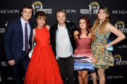 Beau Mirchoff and Jillian Rose Reed Photos Photo