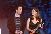 Jakob Dylan and Louise Goffin Photos Photo