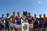 Cooper Cronk and Johnathan Thurston Photos Photo