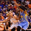 Penny Taylor and Tamera Young