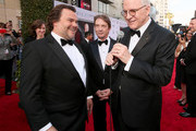 (L-R) Actor Jack Black, actor Martin Short and honoree Steve Martin attend the 2015 AFI Life Achievement Award Gala Tribute Honoring Steve Martin at the Dolby Theatre on June 4, 2015 in Hollywood, California. 25292_007