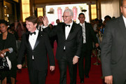Actor Martin Short (L) and honoree Steve Martin attend the 2015 AFI Life Achievement Award Gala Tribute Honoring Steve Martin at the Dolby Theatre on June 4, 2015 in Hollywood, California. 25292_007