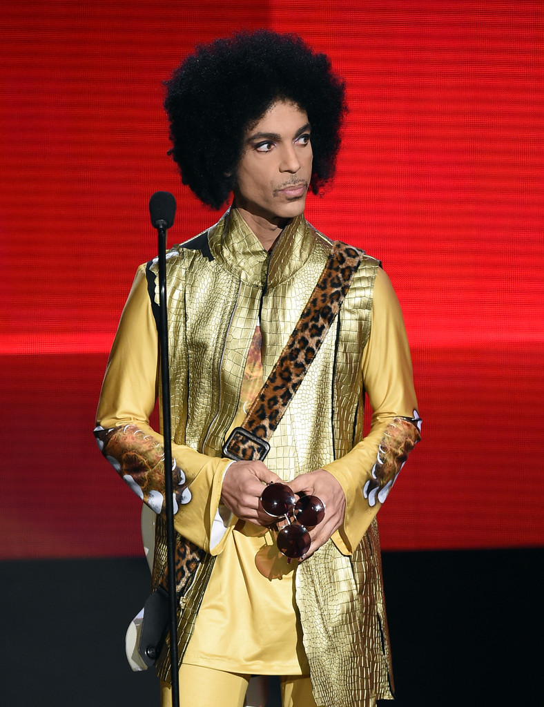 Legendary Performer Prince is Dead at 57