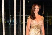 Ashley Judd attends the 2015 CFDA Fashion Awards at Alice Tully Hall at Lincoln Center on June 1, 2015 in New York City.