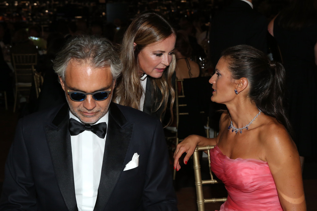 Elton John And Andrea Bocelli To Perform At Celebrity ...