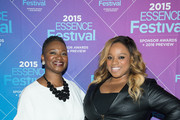 Kierra Sheard Vanessa DeLuca Photos Photo