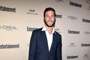 Actor Pablo Schreiber attends the 2015 Entertainment Weekly Pre-Emmy Party at Fig & Olive Melrose Place on September 18, 2015 in West Hollywood, California.