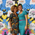 Audra Day Photos - Entertainment Director at Essence Magazine, Cori Murray (L) and singer Audra Day pose backstage during the 2015 Essence Street Style Block Party on September 13, 2015 in New York City. - 2015 Essence Street Style Block Party - Show