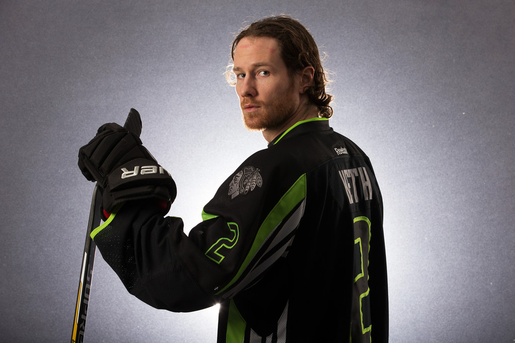quality design d6e23 6f22d Duncan Keith Photos Photos - 2015 Honda NHL All-Star ...