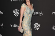 Actress Heather McComb attends the 2015 InStyle And Warner Bros. 72nd Annual Golden Globe Awards Post-Party at The Beverly Hilton Hotel on January 11, 2015 in Beverly Hills, California.