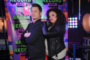 Nick Lachey and Michelle Buteau Photos Photo