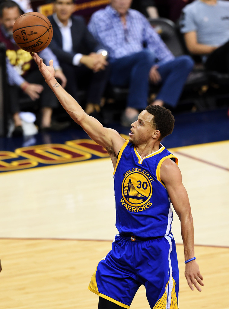 Stephen Curry Photos Photos 2015 Nba Finals Game Four
