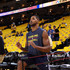 Tristan Thompson #13 of the Cleveland Cavaliers warms up prior to Game One of the 2015 NBA Finals against the Golden State Warriors at ORACLE Arena on June 4, 2015 in Oakland, California. NOTE TO USER: User expressly acknowledges and agrees that, by downloading and or using this photograph, user is consenting to the terms and conditions of Getty Images License Agreement. - 3 of 20