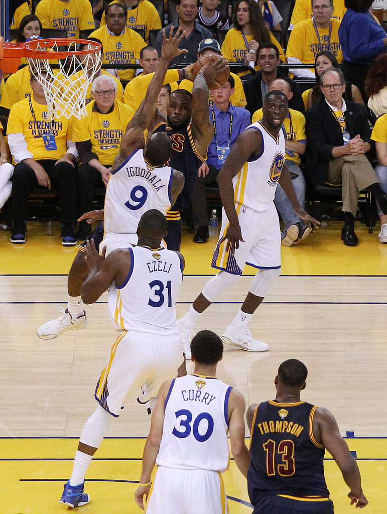 Nba Final 2015 Game One | All Basketball Scores Info