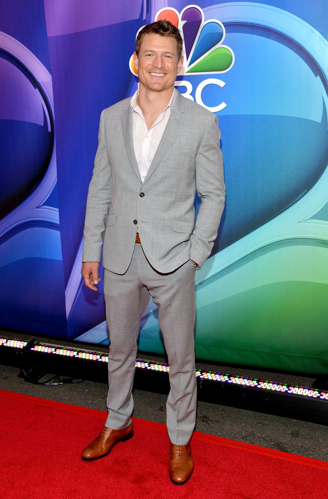 Philip Winchester Photos Photos The 2015 Nbc Upfront