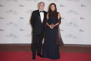 President and CEO Christian Dior Couture Sidney Toledano and Katia Toledano attend the 2015 Princess Grace Awards Gala With Presenting Sponsor Christian Dior Couture at Monaco Palace on September 5, 2015 in Monte-Carlo, Monaco.