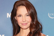 Actress Ashley Judd attends the 2015 Social Good Summit  at 92Y on September 27, 2015 in New York City.