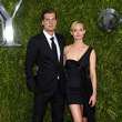 Amber Valletta and Christian McCaw Photos