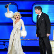 Kristin Chenoweth and Peter Gallagher Photos