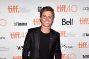 "Actor Kenny Wormald attends ""The Girl In The Photographs"" photo call during the 2015 Toronto International Film Festival at Ryerson Theatre on September 14, 2015 in Toronto, Canada."