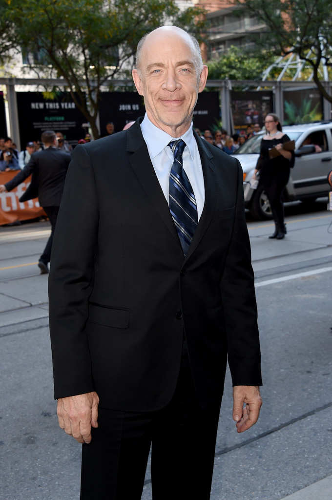 J.K. Simmons Is Looking Incredibly Yoked to Play Commissioner Gordon in 'Justice League'