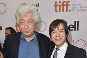 """Executive producer Avi Lerner and producer Alan Siegel attend the """"Septembers of Shiraz"""" premiere during the 2015 Toronto International Film Festival at Roy Thomson Hall on September 15, 2015 in Toronto, Canada."""