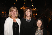 Senior Executive Vice President of AT&T Lori Lee, Jane Rosenthal and President of AT&T New York Marissa Shorenstein attend the 2015 Tribeca Film Festival Opening Night Gala & After Party Sponsored By AT&T on April 15, 2015 in New York City.