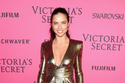 Adriana Lima in Alexandre Vauthier - Best Pink Carpet After Party Looks