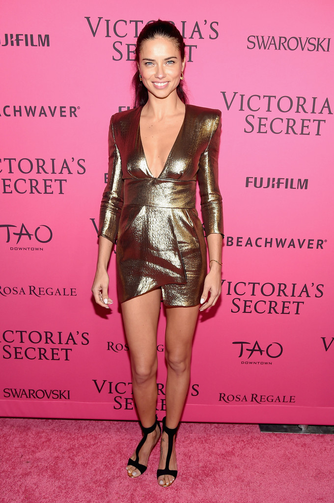 Adriana Lima Photos from the Victoria\'s Secret Runway Show - Adriana ...