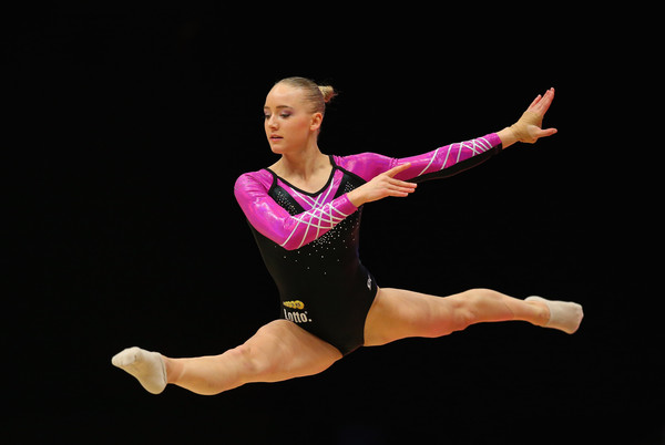 Lieke Wevers In 2015 World Artistic Gymnastics