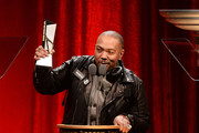 Composer Timbaland accepts the Top Network Series Award for 'Empire' onstage during the 2016 ASCAP Screen Music Awards at The Beverly Hilton Hotel on March 24, 2016 in Beverly Hills, California.