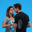 Amelie Mauresmo Andy Murray Photos