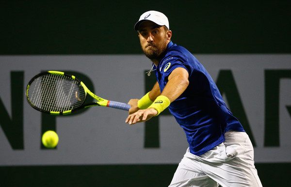 Cramping Steve Johnson seals second career title with win over Thomas Bellucci in Houston
