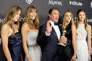 Jennifer Flavin and Scarlet Stallone Photos - 12 of 47 Photo