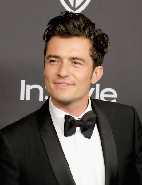 Orlando Bloom Pictures 2016 InStyle and Warner Bros. 73rd Annual ... Orlando Bloom