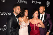 Taraji P. Henson and Jussie Smollett Photos Photo